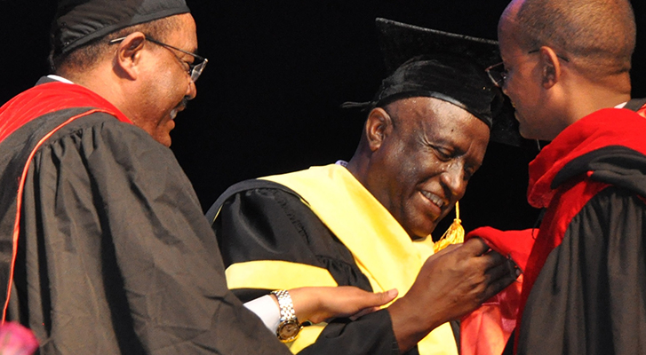 AAU hosts the 63rd Commencement